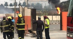 Gas-Station-explosion in Magodo