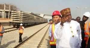 Railway Amaechi