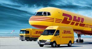 DHL logo 22