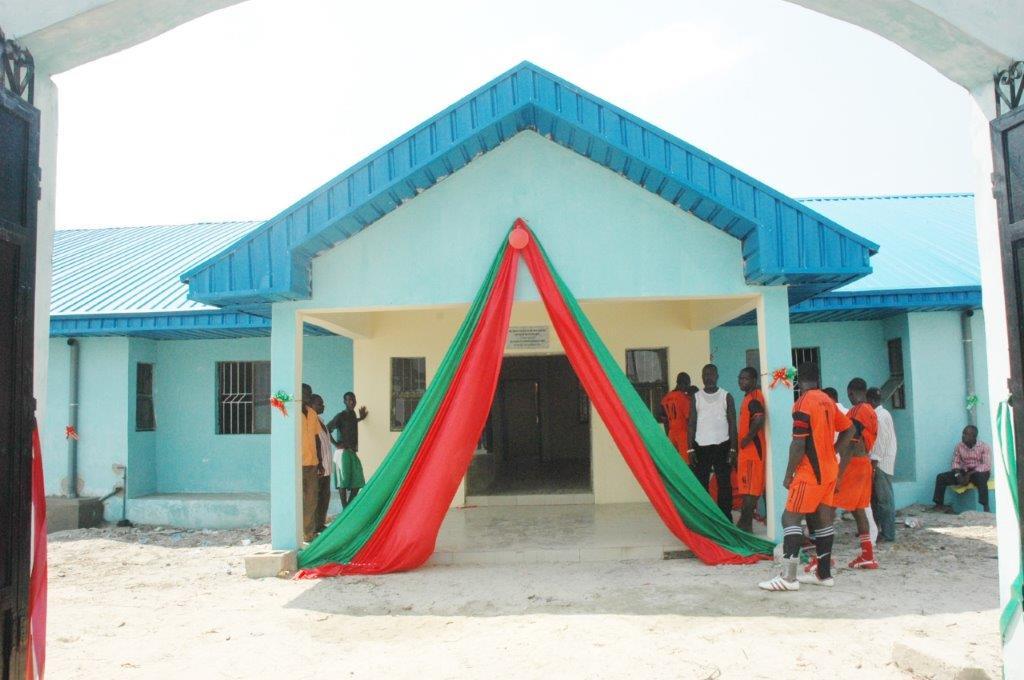 Bayelsa Chevron Hospital