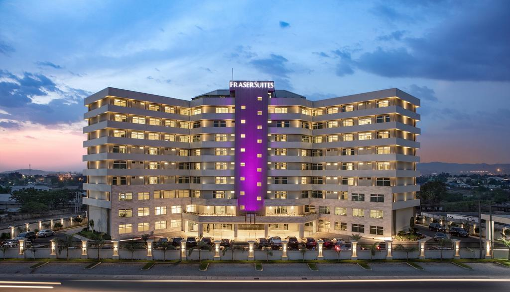 Image result for Unveiling Abuja Serene Hospitality Facility