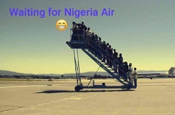 Nigeria Air wait