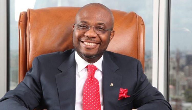 Nestoil boss, Dr Ernest Obiejesi