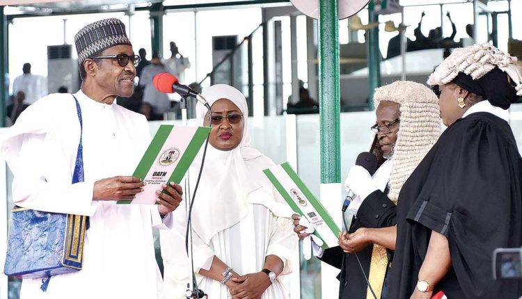 Buhari 2019 best