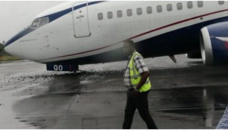 Air Peace shut runway