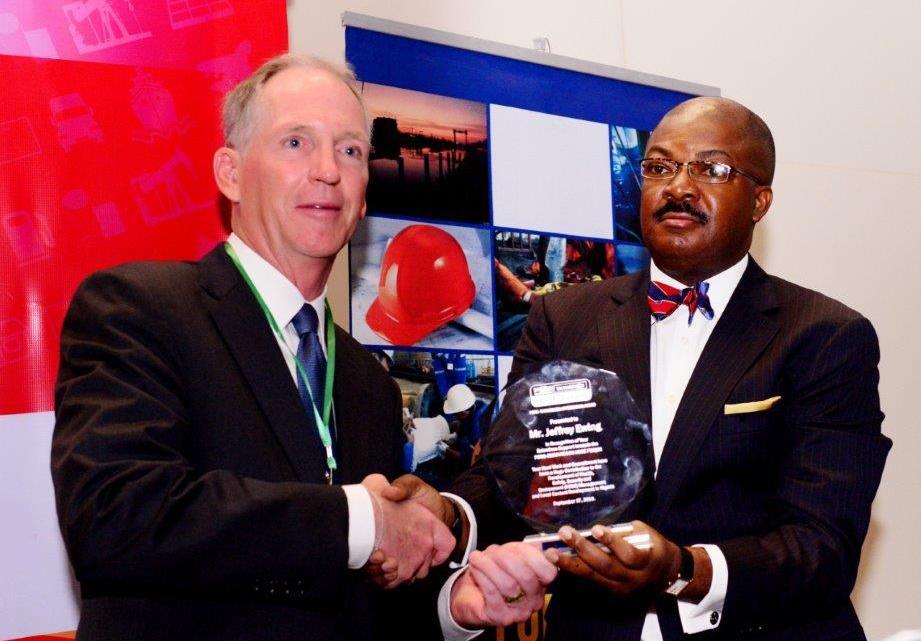 Chevron Climate award