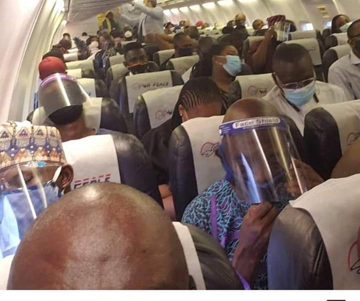 Watering down COVID-19 Flight Resumption Protocol dangerous ...
